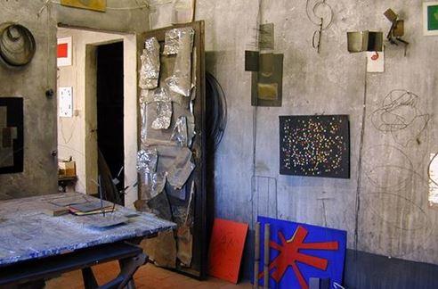 Visita guidata - Casa studio Fernando Melani @ Casa studio Fernando Melani