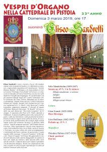 Vespri d'Organo @ Cattedrale di San Zeno