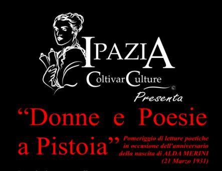 Donne e poesia a Pistoia. Ricordando Alda merini @ Saletta dell'Ufficio Attività Culturali