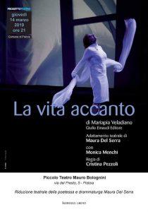 La vita accanto @ Piccolo Teatro Bolognini