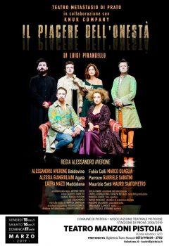 Il piacere dell'onestà @ Teatro Manzoni