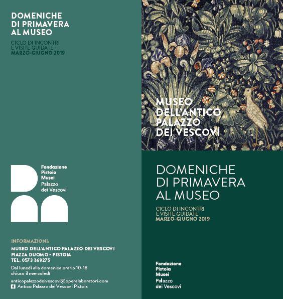 Scene di vita quotidiana a Pistoia all'epoca dei Macchiaioli @ Museo dell'antico Palazzo dei Vescovi