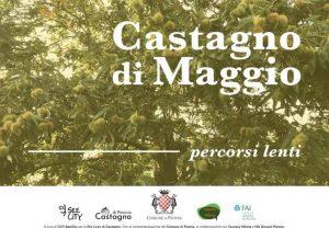 Castagno di Maggio @ Stazione ferroviaria di Pistoia (ritrovo)