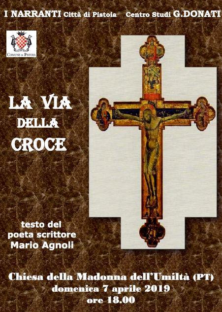 La via della Croce - presentazione libro @ Chiesa della Madonna dell'Umiltà
