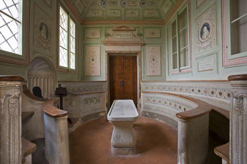 #IOVADOALMUSEO @ Museo Civico d'arte antica in Palazzo comunale e Museo dello Spedale del Ceppo