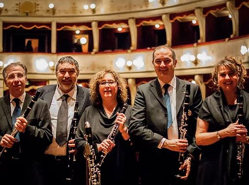Concerto del Quintetto Amena @ Battistero