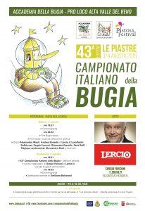 Campionato italiano della Bugia @ Piazza della chiesa - Le Piastre