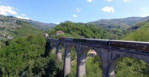 Porrettana Express - Treno verde a cura di Legambiente Pistoia @ Ritrovo alla Stazione di Pistoia