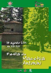 Festa alla Macchia Antonini @ Macchia Antonini