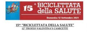 15° Biciclettata della salute @ Partenza e ritorno - Auditorium