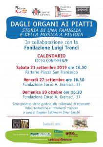 Conferenza @ Fondazione Luigi Tronci