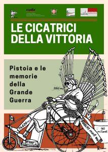 Le cicatrici della Vittoria. Pistoia e le memorie della Grande Guerra @ Sale Affrescate di Palazzo Comunale