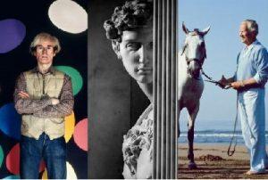Aurelio Amendola | Un'antologia. Michelangelo, Burri, Warhol e gli altri @ Palazzo Buontalenti | Antico Palazzo Dei Vescovi