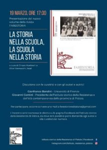 La storia nella scuola, la scuola nella storia @ Evento online