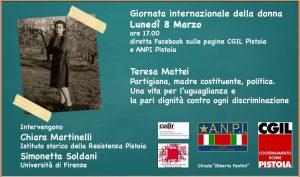 Giornata Internazionale della donna - Convegno @ Evento online