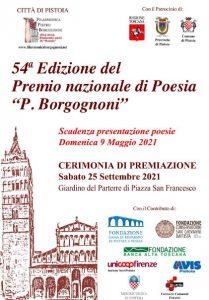 Premio nazionale di Poesia P. Borgognoni