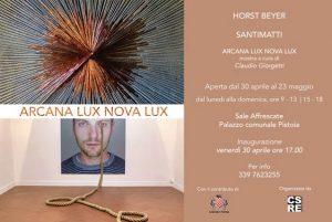 Arcana Lux Nova Lux @ Sale Affrescate del Palazzo comunale