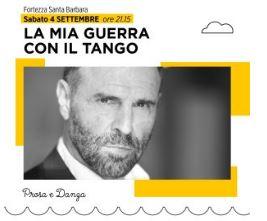 Spazi Aperti | La mia guerra con il tango - 100 anni di Astor Piazzolla @ Fortezza Santa Barbara