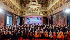 Spazi Aperti | Concerto | Orchestra Giovanile Toscana @ Fortezza Santa Barbara