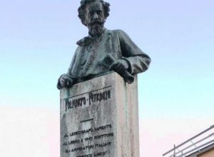 Inaugurazione del parco letterario dedicato a Policarpo Petrocchi @ Castello di Cireglio