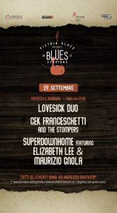 Pistoia Blues - Blues Sessions 2021 @ Fortezza Santa Barbara