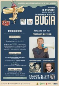 Campionato italiano della BUGIA | Le Piastre @ Le Piastre