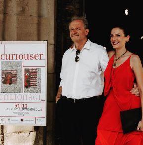 Finissage mostra Curiouser @ Atrio del Palazzo Comunale